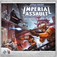 Review: Star Wars: Imperial Assault - Das Imperium greift an (Spiel)