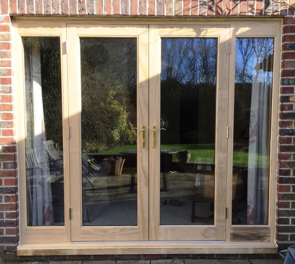 Timber Glass Doors Accoya Timber Acetylation What Is It Medina Joinery