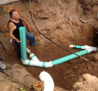 Replace Sewer & Drainage Pipes  Medina Sewer and Drain ...