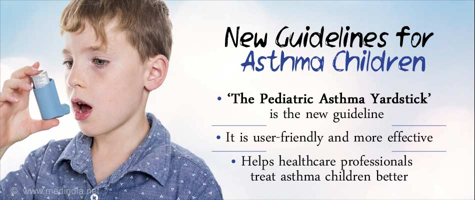 Baby And Asthma Pediatric Asthma Yardstick – A New Guideline For Doctors