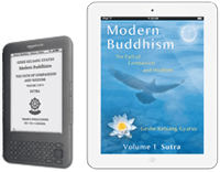 Download the free Modern Buddhism eBook for your iPhone and Android mobile/tablet, and eBook reader devices.