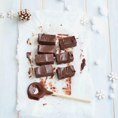 Soft Chocolate Caramels (Caramels Mous au Chocolat)
