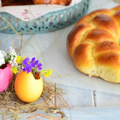 Cuddura – My Family's Braided Easter Bread
