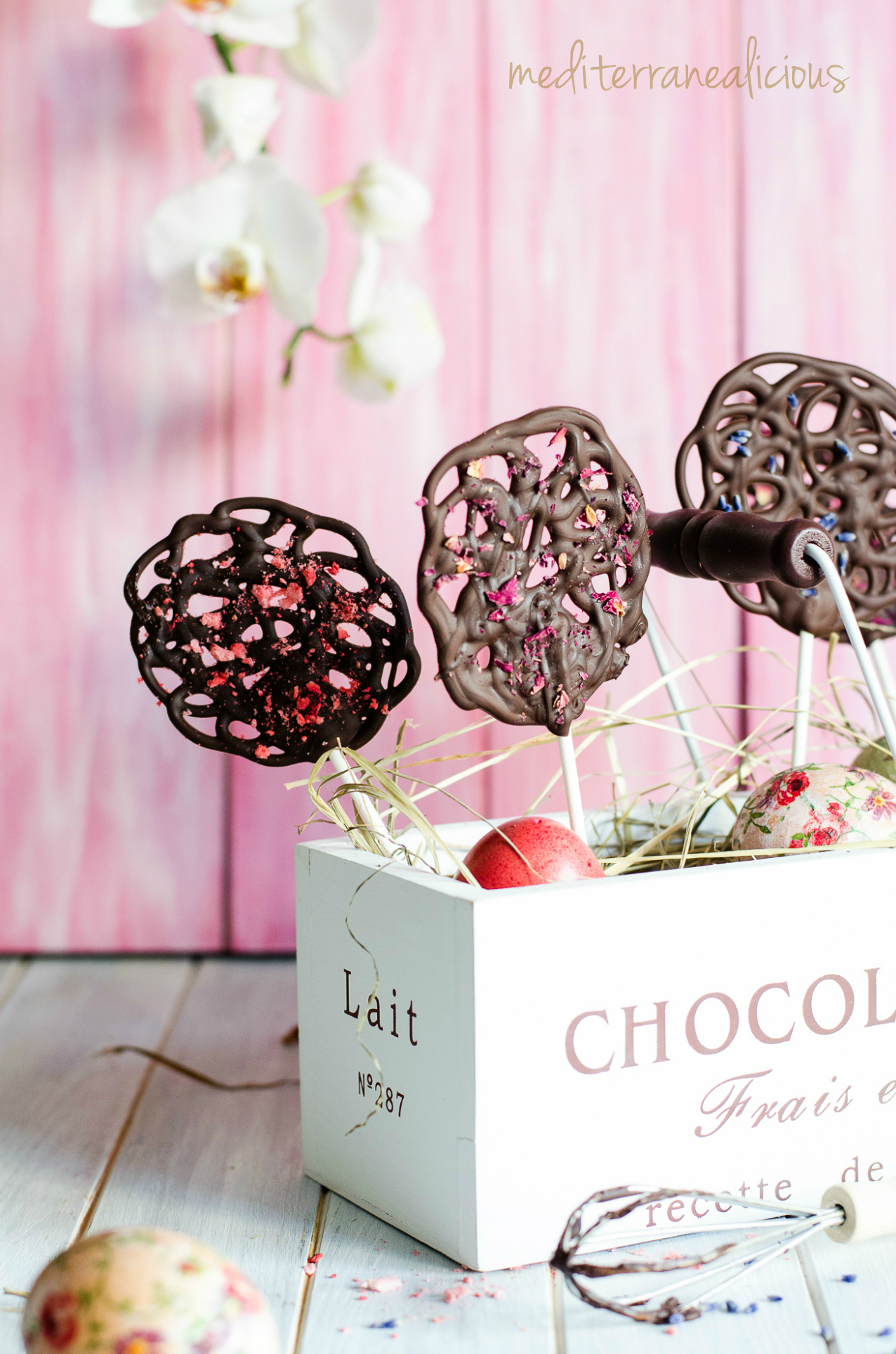 chocolate lollipop 6