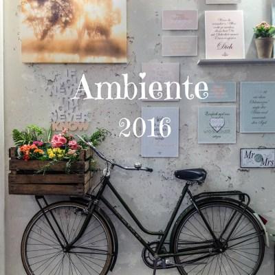 Ambiente 2016