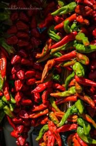 Calabria peperoncini - chilis