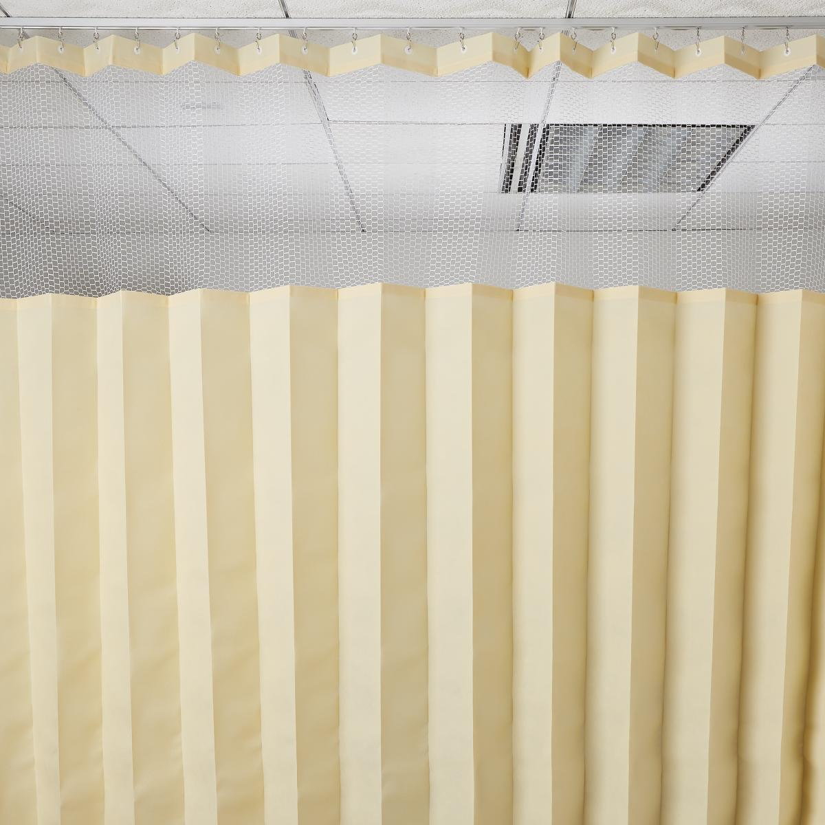 Traditional Curtains Disposable Traditional Cubicle Curtains Medline Industries Inc