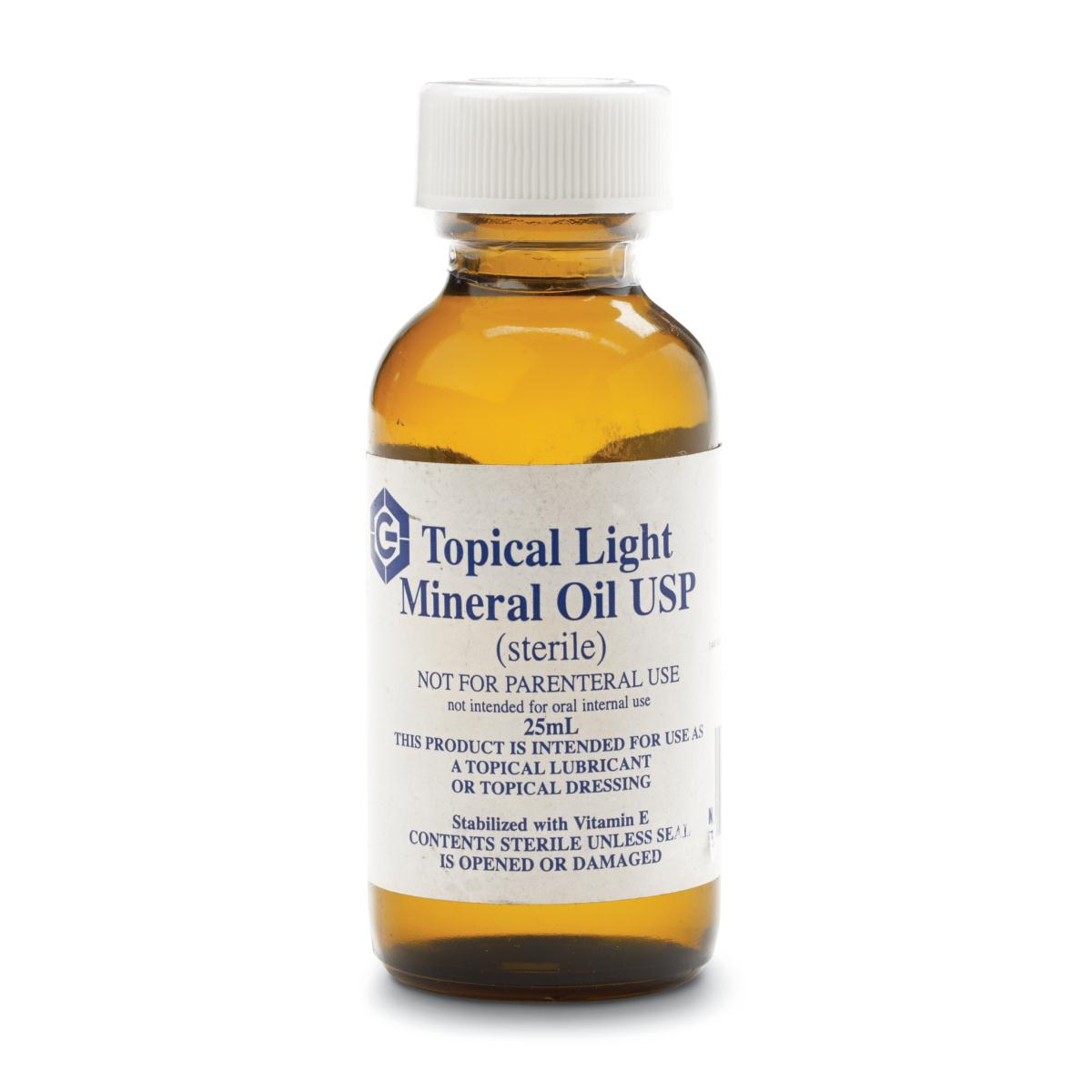Mineral Oil Topical Light Mineral Oil Medline Industries Inc