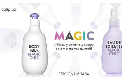 Magic Chic, la nueva edición limitada de Deliplus