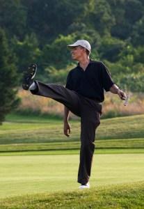 Obama s vyčistenou mysľou