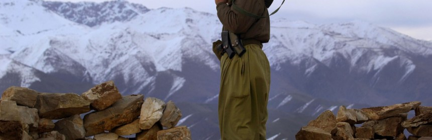 PKK MilitantCC BY 2.5 James (Jim) Gordon from Manhattan, New York City, USA