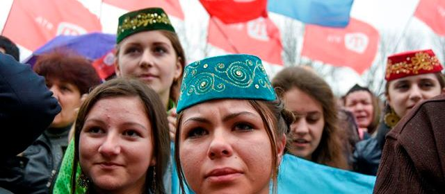 Krymskí Tatári