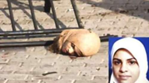 Hlava popravenej ženy