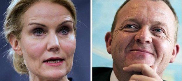 Premiérka Dánska Helle Thorning-Schmidt priznala porážku, vyhrala koalícia vedená Lars L?kke Rasmussenom