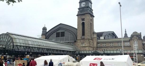 Hamburg stanica - stany