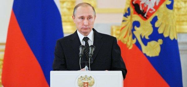 Putin hovori o Turecku