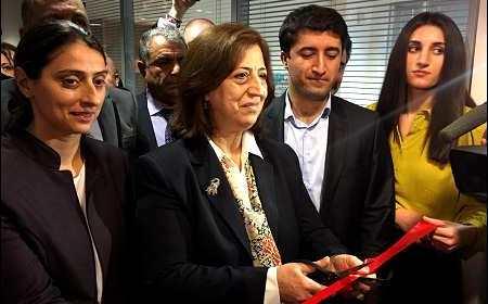 Diplomaticke zastupenie Syrskeho Kurdistanu