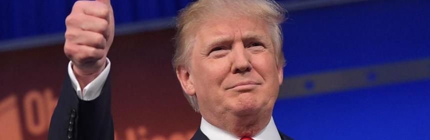 Donald Trump - primarky