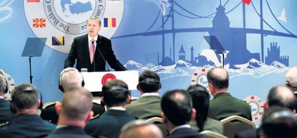 Erdogan hovori - Cierne more sa stalo ruskym jazerom