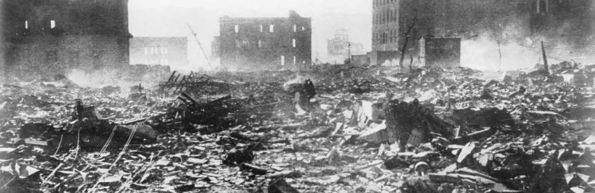 Bombardovanie Hirosimy a Nagasaki