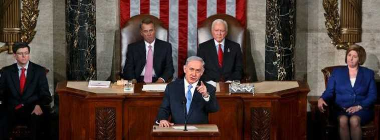 Netanyahu v Kongrese USA
