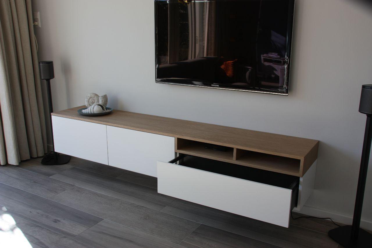 Sanders Meubelstad Groningen : Eiken meubel zandstralen tv meubel eiken grey meeldijk
