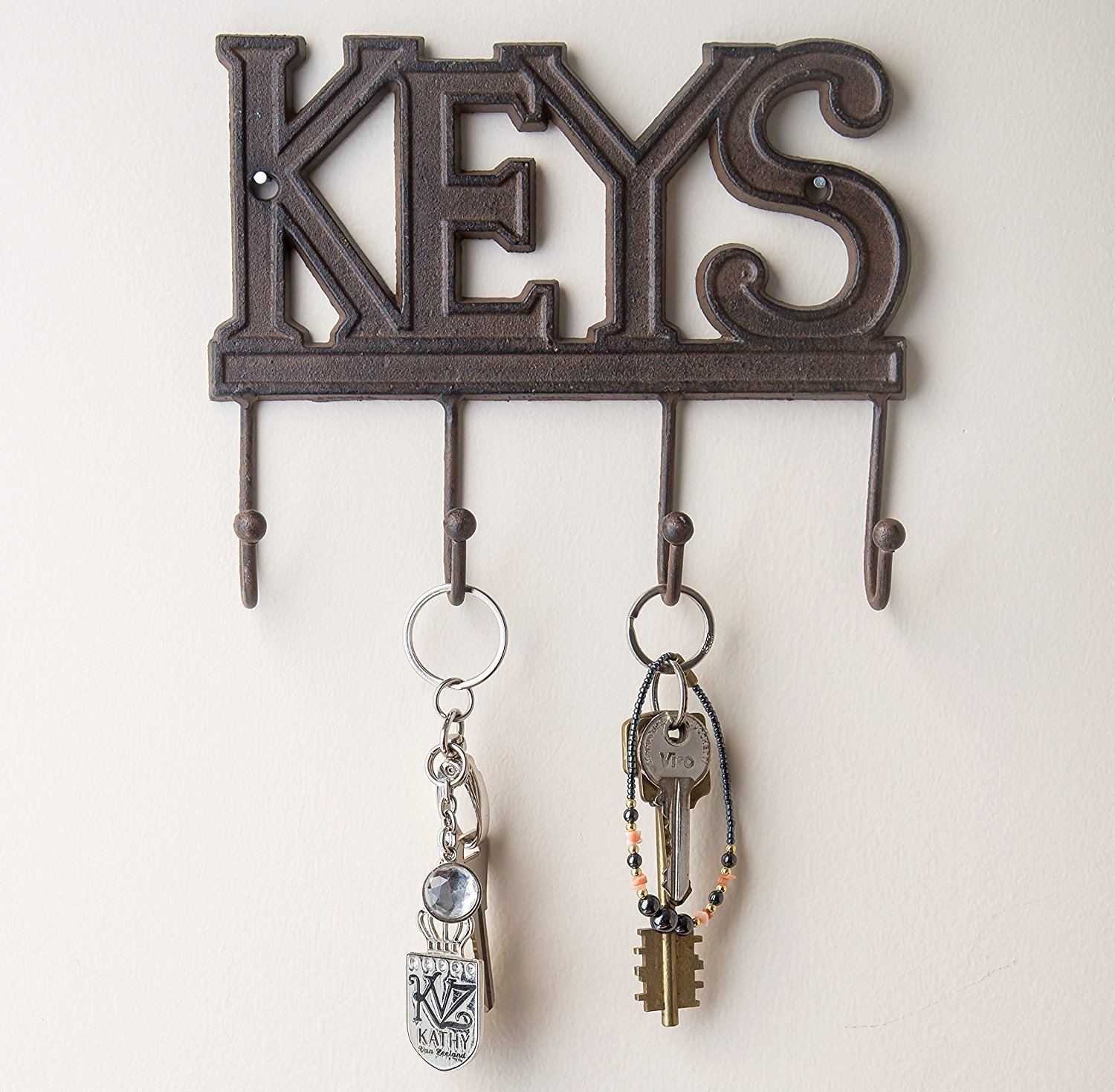 Wooden Key Holder With Shelf Wooden Rack Key Holder For Wall Ideas