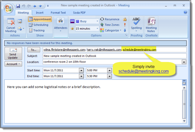 Add Calendar Google Calendar Meeting Google Calendar Schedule And Invite From Outlook Google Calendar Ical