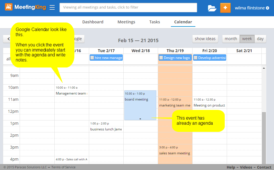 How Do I Create A Google Calendar View Get Started With Calendar Google Learning Center New Google Calendar Integration 2 Way Syncing