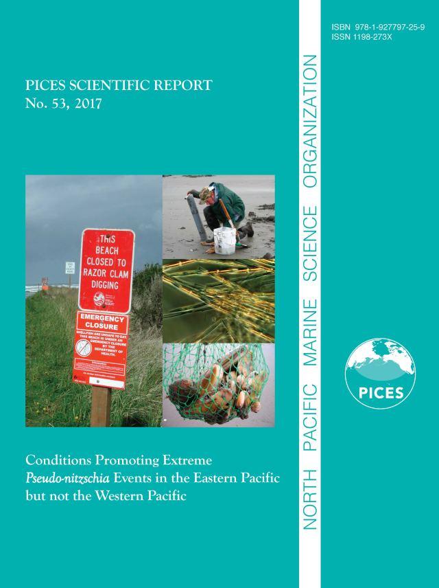 Scientific Reports - PICES - North Pacific Marine Science Organization - scientific report