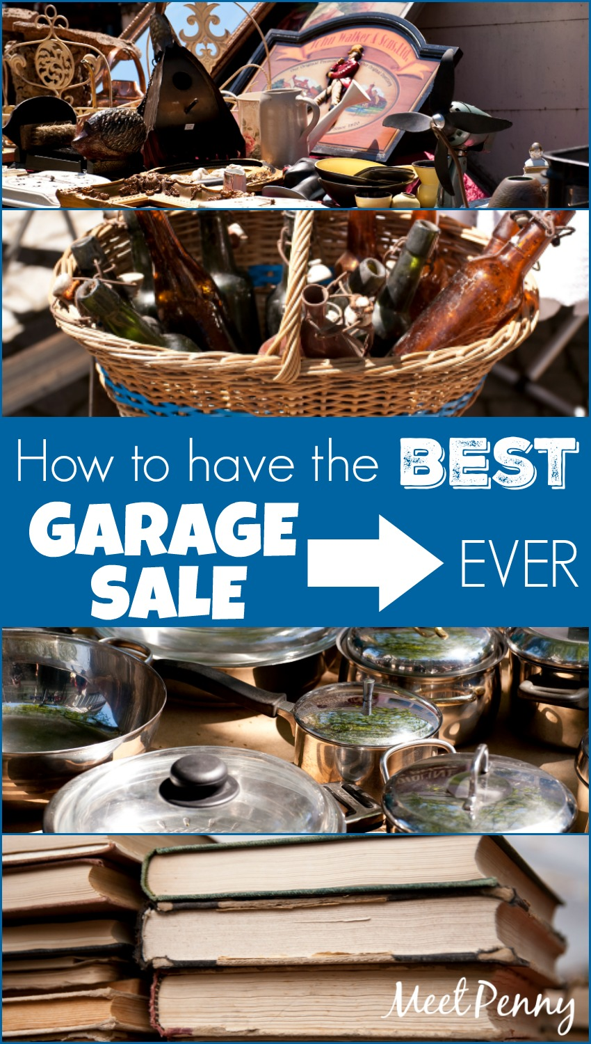 Garage Sale Price Stickers The Best Garage Sale Tips Ever Meet Penny