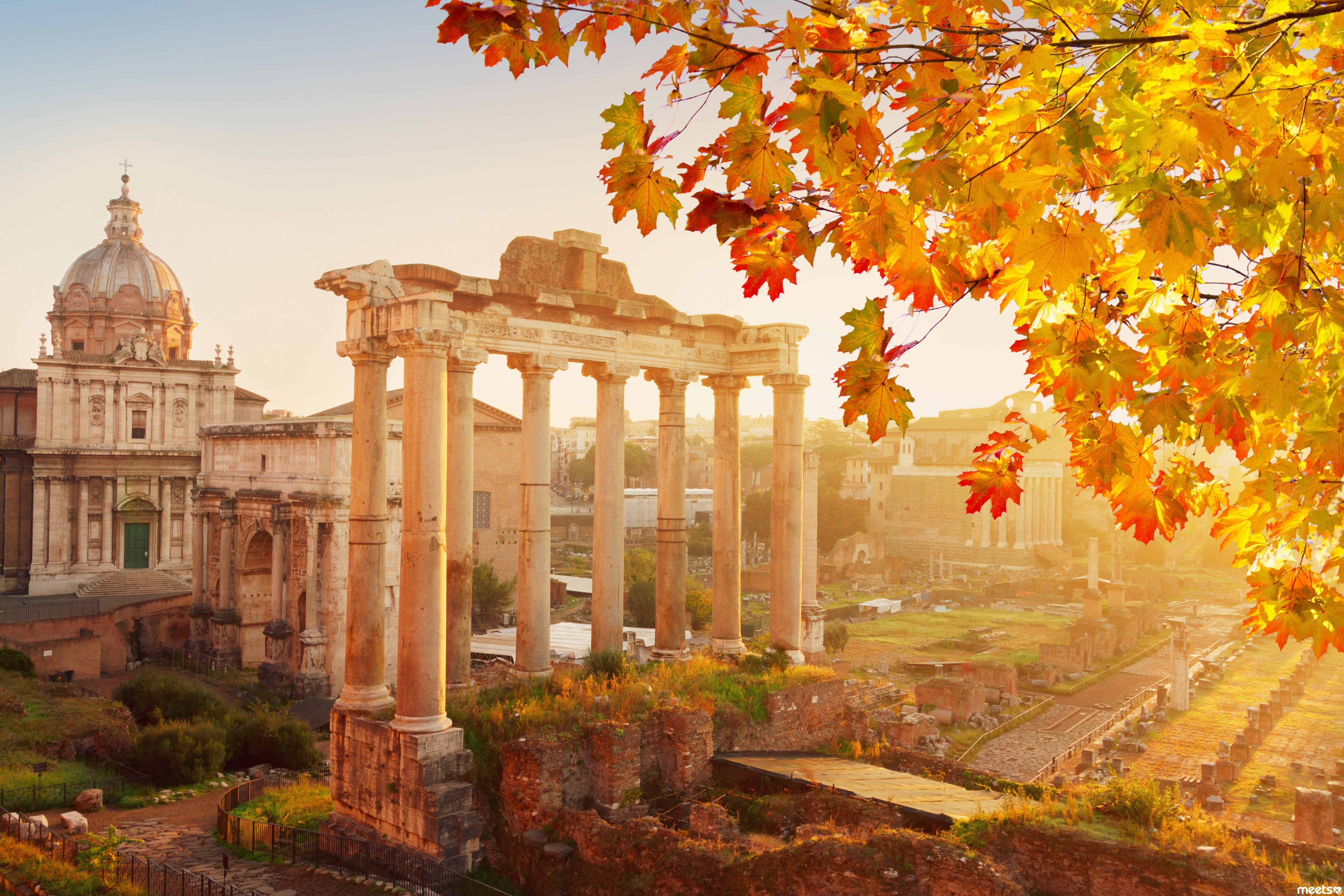 Wallpaper For Thanksgiving And Fall Where To Go For A Vacation This Autumn Italy Meets Com