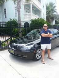 Did I tell you that it is a FREE company paid for BMW that we got within on first 40 days?!!!
