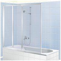 Badewannenfaltwand 140 x 140  Eckventil waschmaschine
