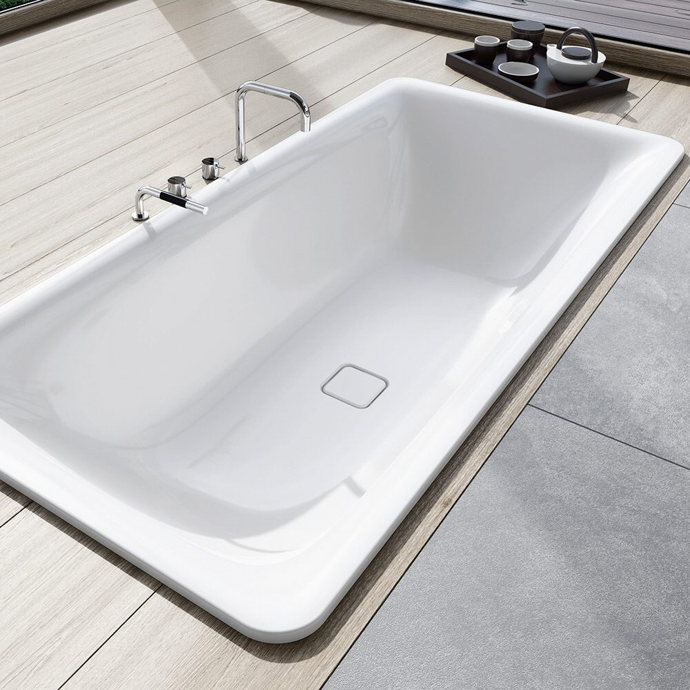 Kaldewei Badewanne Saniform Plus Badewanne Kaldewei 170x75 Home And Moven