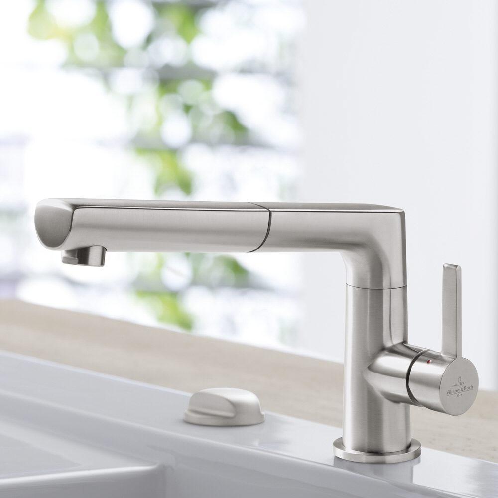 Villeroy Boch Küchenarmatur | Wasserhahn Küche Tropft Nach