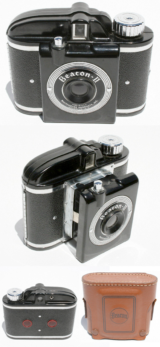 Vintage Beacon II Camera