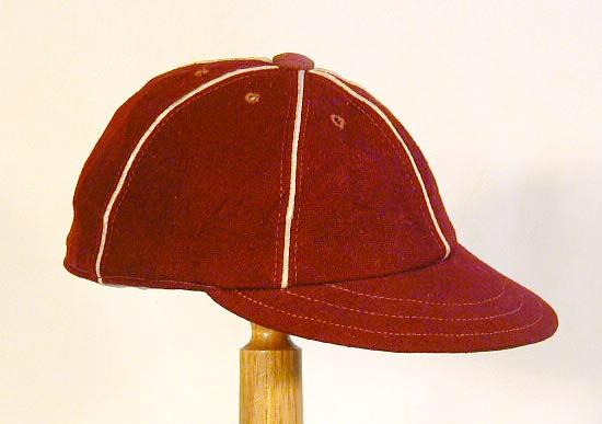 1910's Short Brim Baseball Cap