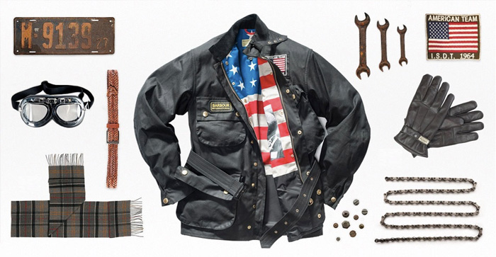 Steve McQueen Collection | Barbour