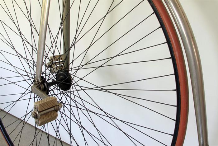 Victor Light Roadster Highwheel Bicycle