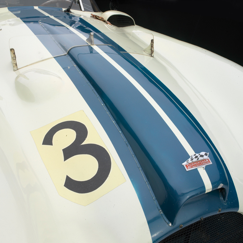 Cunningham C-4RK: Stance & Speed