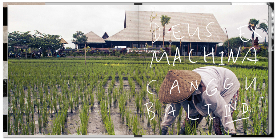 The Temple of Enthusiasm :: Deus Ex Machina in Bali