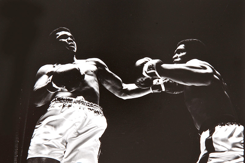 Walter Iooss: Ali vs Terrell, Houston, 1967