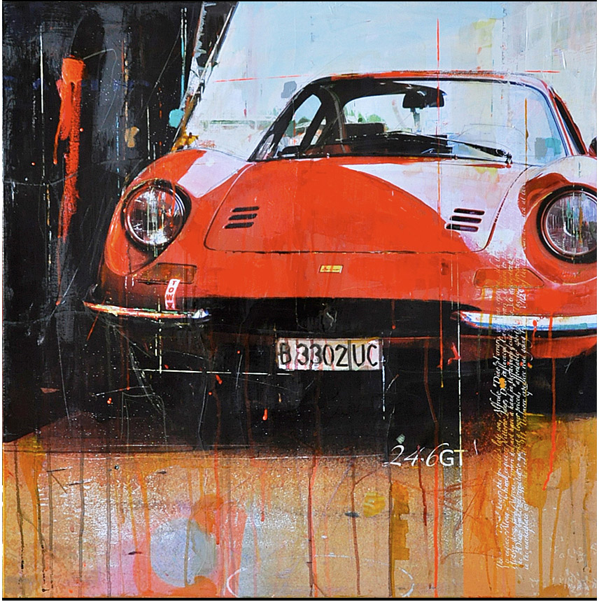 Ferrari 246 GT :: Markus Haub