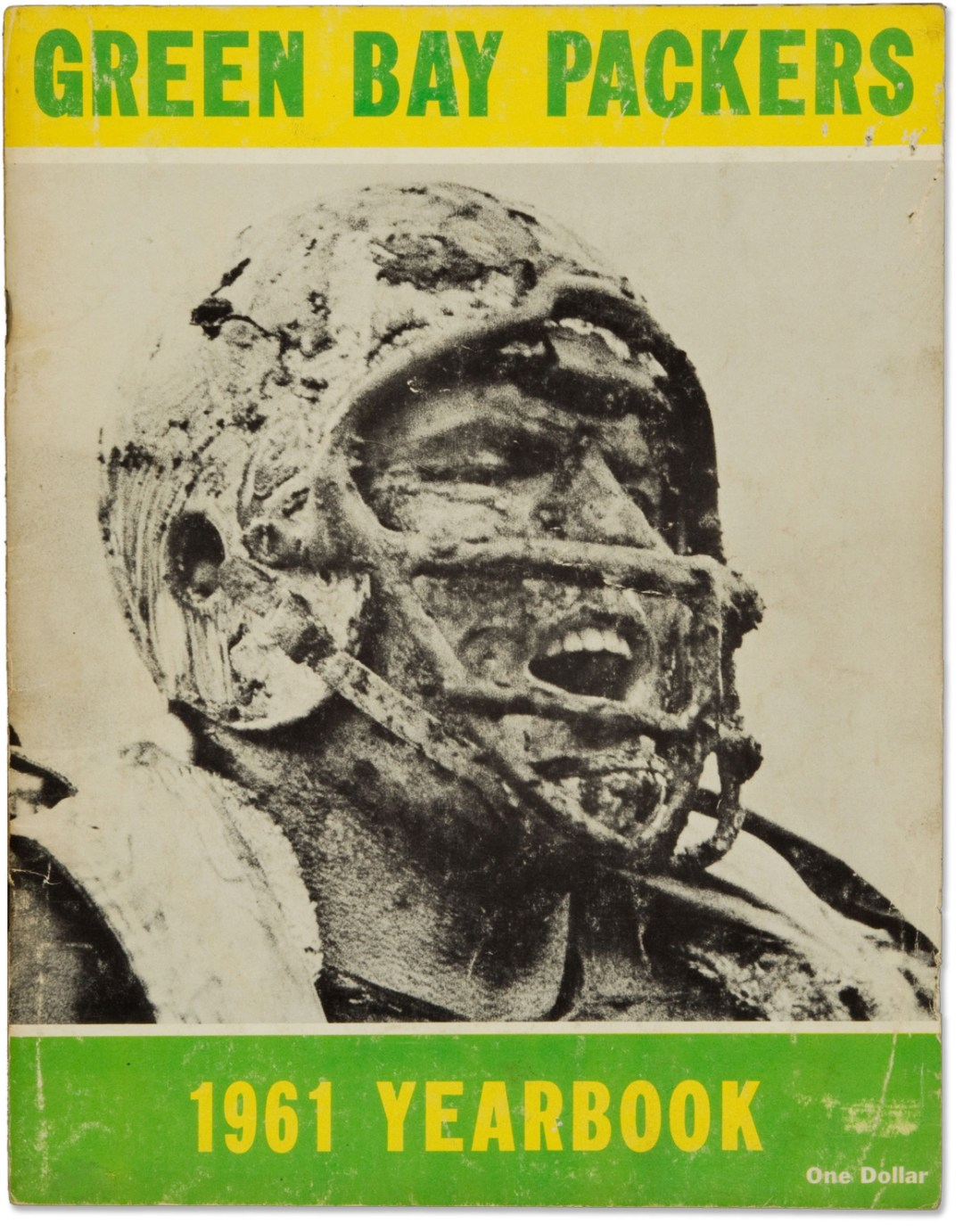 1961 Green Bay Packers Yearbook