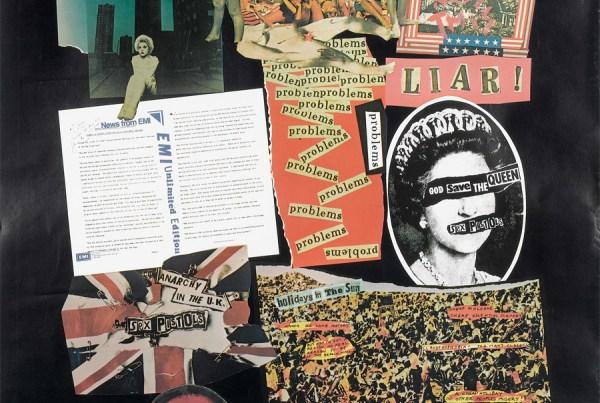 Sex Pistols :: Never Mind The Bollocks Here's The Sex Pistols