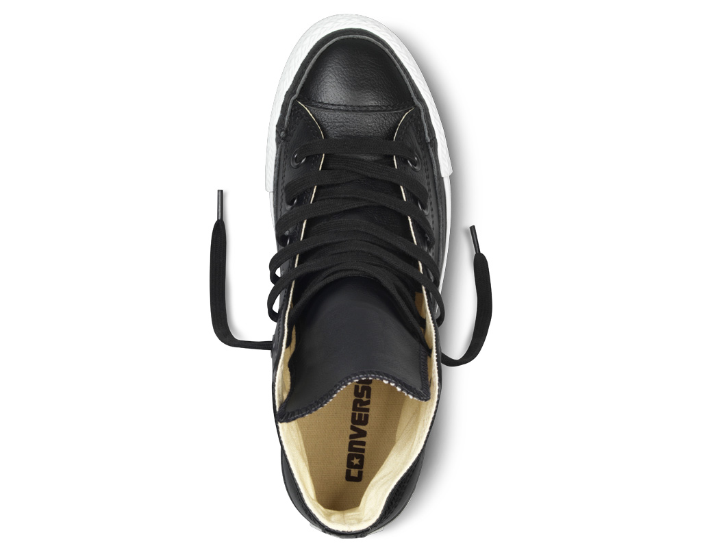 Chuck Taylor Leather :: Converse (3)