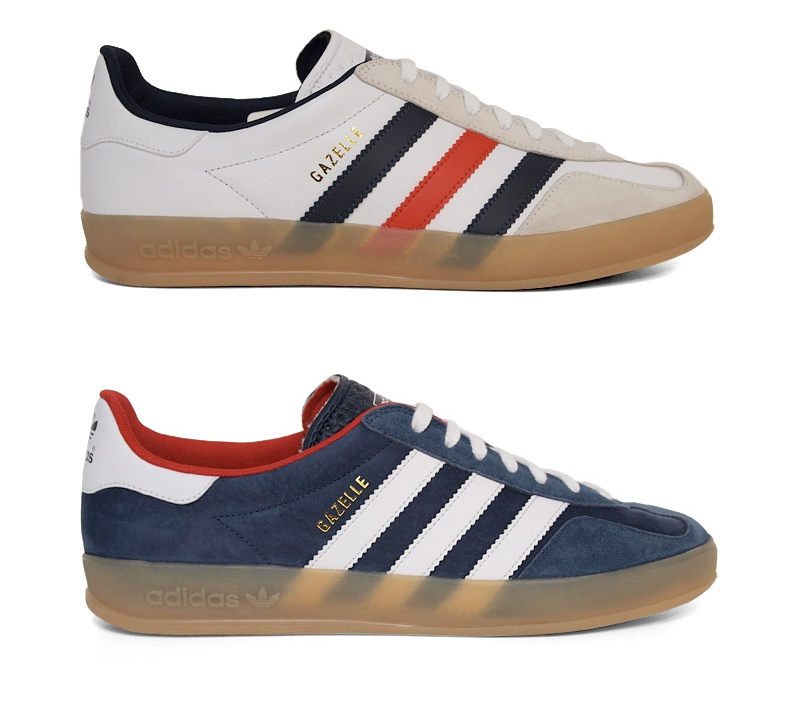Adidas Gazelle Indoor - Team GB Edition :: Pre Order :: endclothing UK