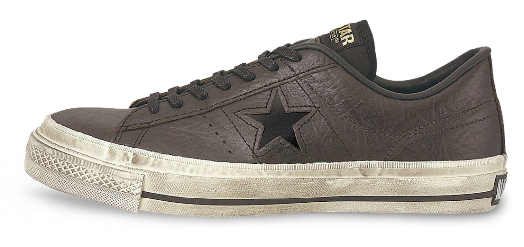 ONE STAR® J :: Converse :: Japan