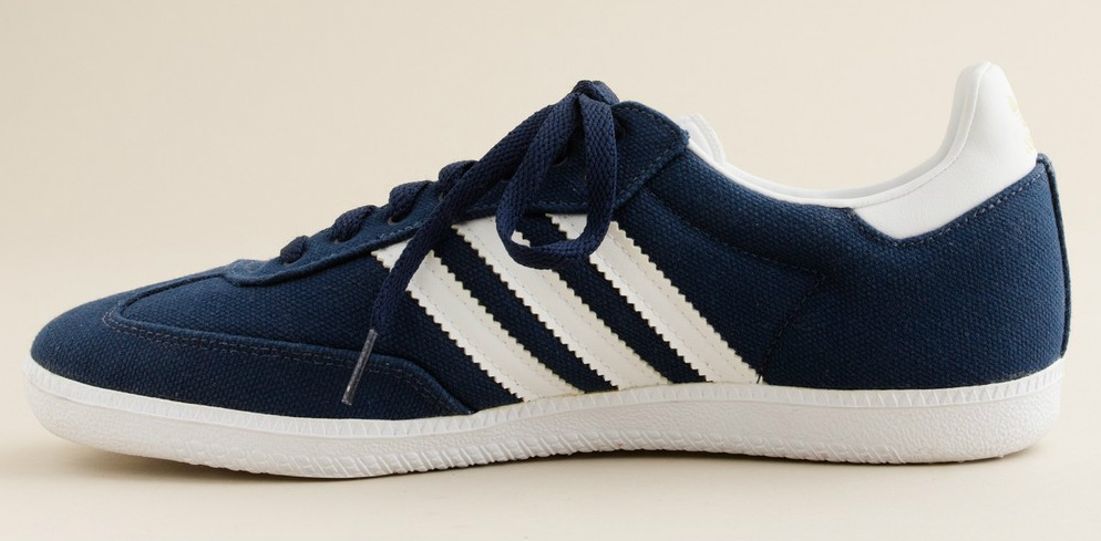 adidas Canvas Samba Sneakers (2)